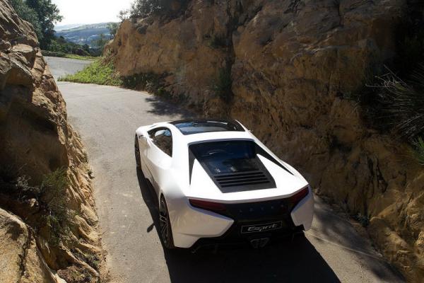 Koncepcyjne samochody Lotusa