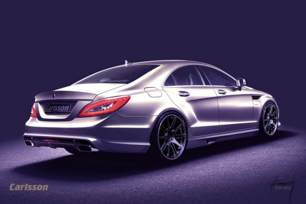 Mercedes CLS Carlsson
