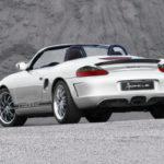 Porsche Boxster od Hofele Design