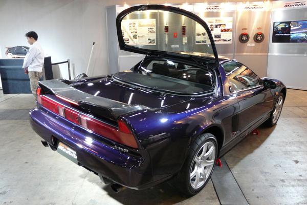 Honda NSX Sports Modulo