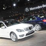 Mercedes C 2012MY