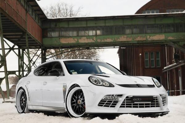 Porsche Panamera Edo Competition