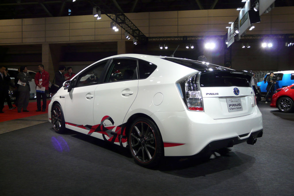 Toyota Prius G Sports Concept