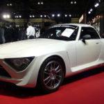 Toyota TES Concept
