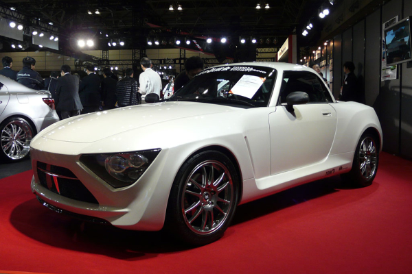 Toyota TES T-Sports