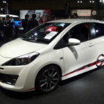 Toyota Yaris G Sports Concept