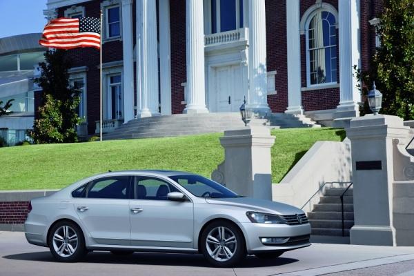 Volkswagen Passat USA