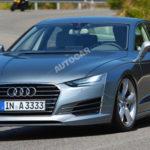 Audi A9 nowa luksusowa limuzyna