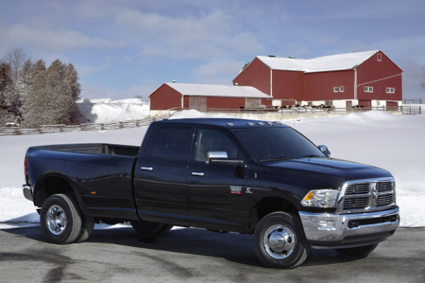 Dodge Ram 3500 HD High Output