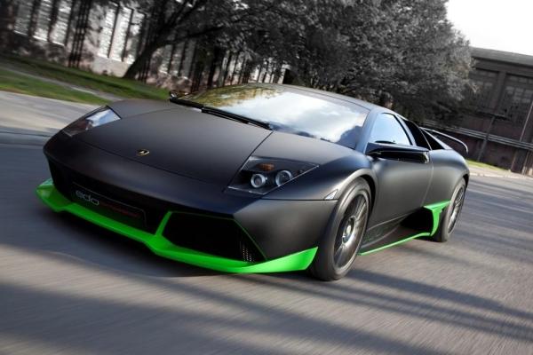 Lamborghini Murcielago LP750 Edo Competition