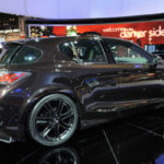 Lexus CT200h by Five Axis