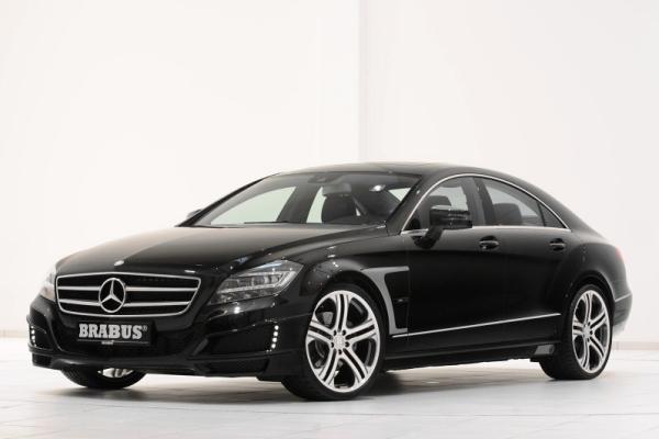 Mercedes CLS Brabus