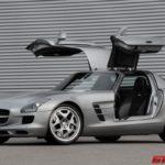 Mercedes SLS AMG od MKB