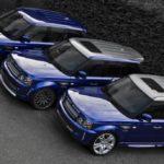 Range Rover Sport od Project Kahn