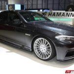 BMW 5 M Pack od Hamann