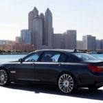 BMW 7 Mansory