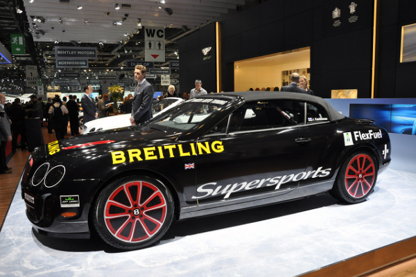 Bentley Continental Supersports ICR