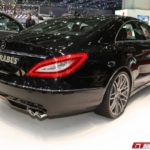 Mercedes CLS by Brabus