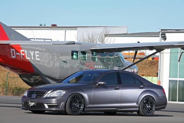 Mercedes S500 Inden Design