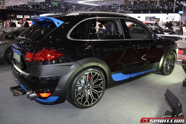 Speedart Titan Evo XL 600