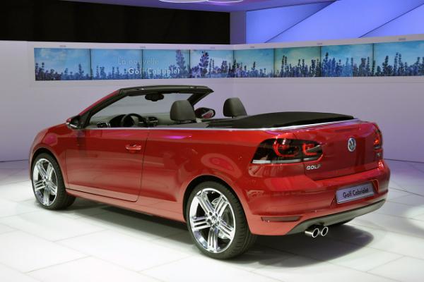 Volkswagen Golf Cabrio