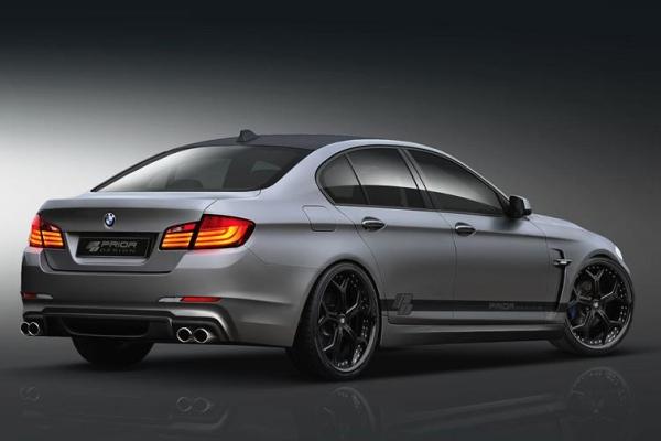 BMW 5 Prior Design