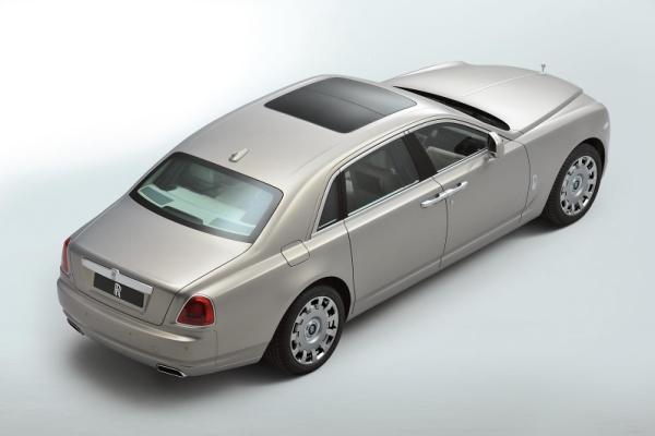 Rolls Royce Ghost Long Wheelbase
