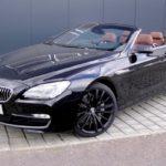 BMW 6 Cabrio od Kelleners