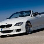 BMW 6 Cabrio by Lumma Design