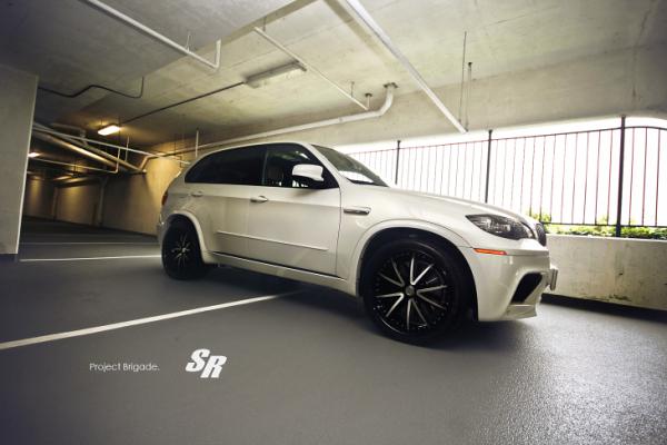 BMW X5 Brigade