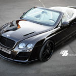 Bentley Continental GTC od Prior