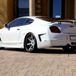 Bentley Continental od Savini Wheels