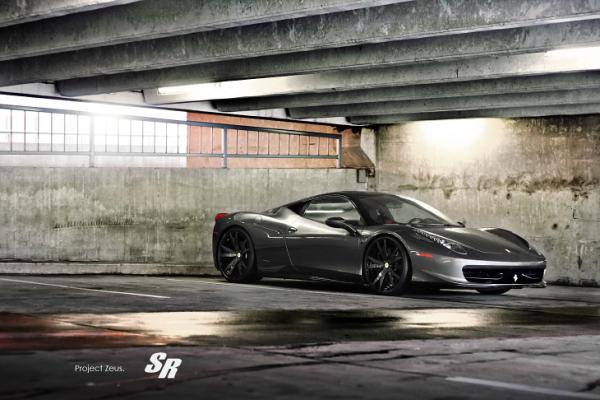 Ferrari 458 Zeus SR Auto