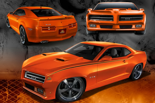 Pontiac GT9 Goat