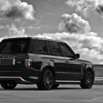Range Rover Black Vogue by Project Kahn