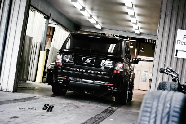 Range Rover Lansky