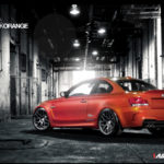 BMW 1 M Coupe Clockwork Orange