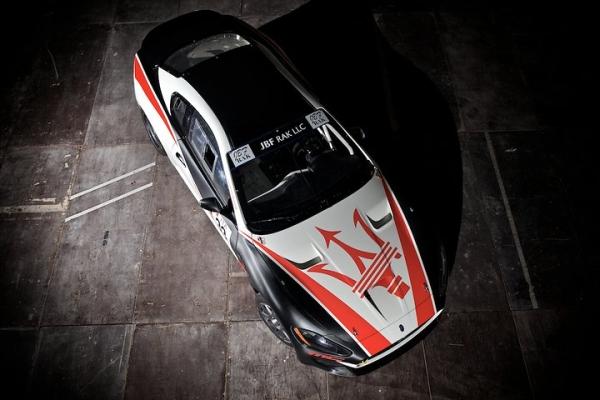 Maserati Trofeo JBF RAK