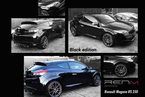 Renault Megane RS250 RENM
