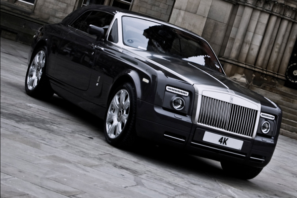 Rolls Royce Phantom Coupe Project Kahn