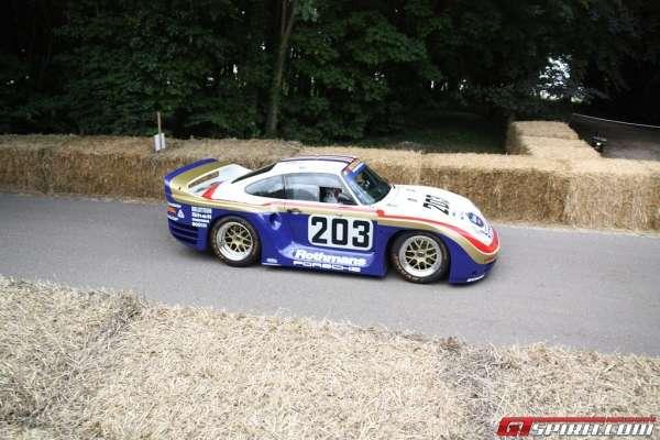 Porsche 959 Goodwood 2011