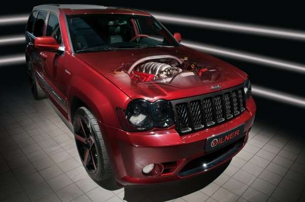 Jeep SRT Vilner