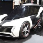 Opel RAK e elektryczny koncept