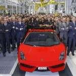 Lamborghini wyprodukowało ostatnie Gallardo