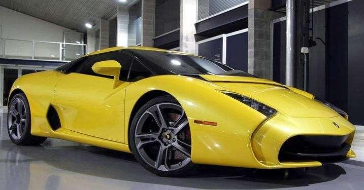 Lamborghini 5 95 by Zagato