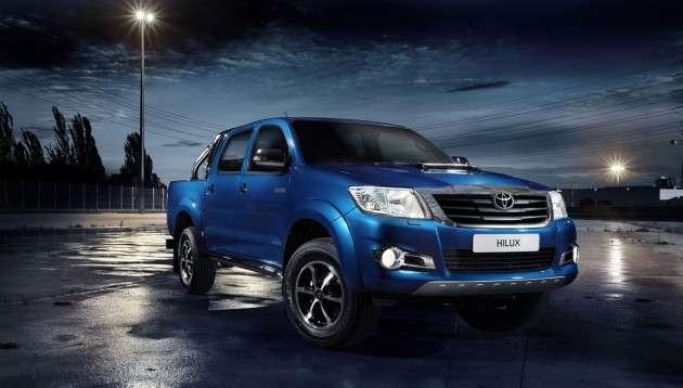 Toyota dla firmy jednoosobowej