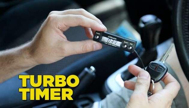 turbo-timer