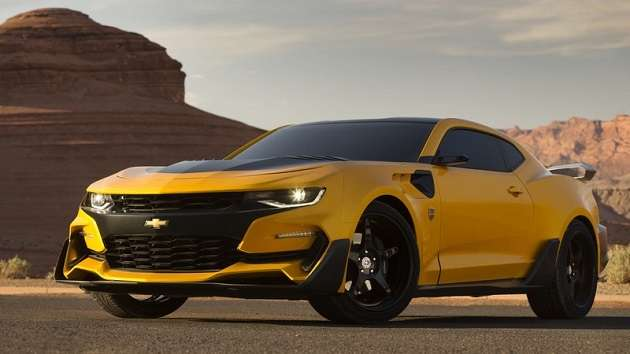 Chevrolet-Camaro-Bumblebee