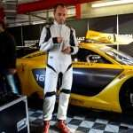 Robert Kubica za kierownicą Renault RS 01