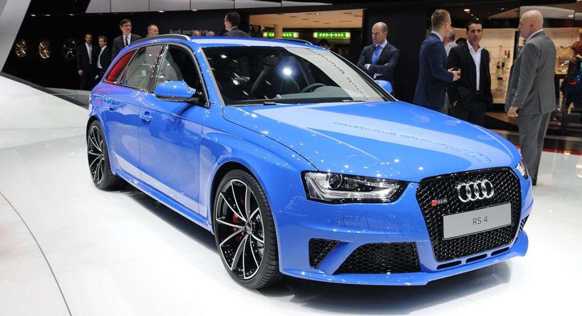 Audi Rs4 Zdjęcia Filmy Dane Techniczne I Cena Auto Blogpl